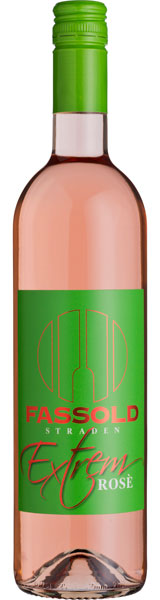 Extrem Rosé - Flasche