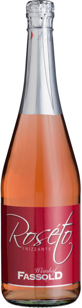 Roséto Frizzante - Flasche