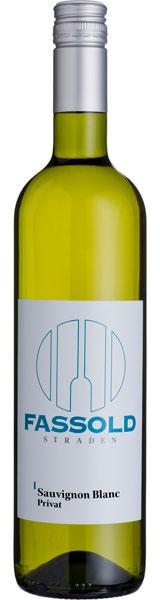 Sauvignon Blanc Privat - Flasche