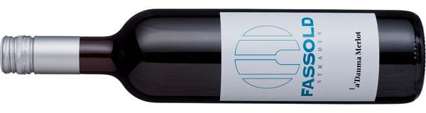 a'Dauma Merlot - Flasche horizontal